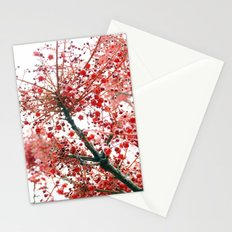 Star Berries Stationery Cards