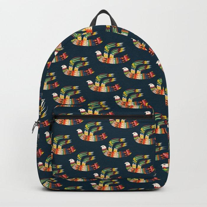 Native Bird Backpack