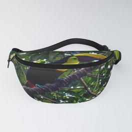 Costa Rican Toucan Fanny Pack