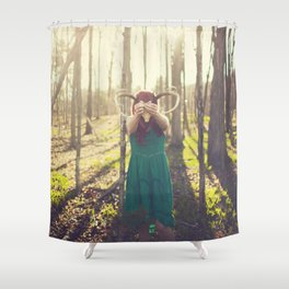 emerge Shower Curtain