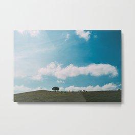 escape landscape Metal Print