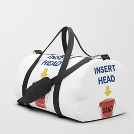 INSERT HEAD 01 Duffle Bag