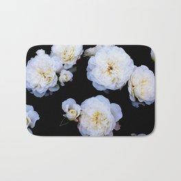 Midnight Florals Bath Mat