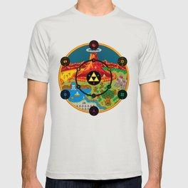Hyrule Macrocosmica T-shirt