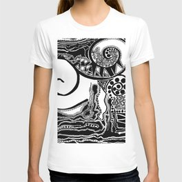 Together, We Are Fossils by Kaitlyn Larson T-shirt