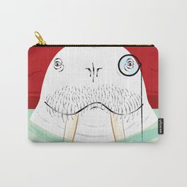 Sir Wilfred Wallace, The Wonderful Walrus Carry-All Pouch
