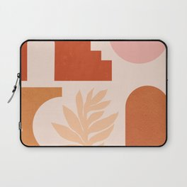 Abstraction_SHAPES_Architecture_Minimalism_002 Laptop Sleeve