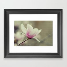 Tulip Framed Art Print