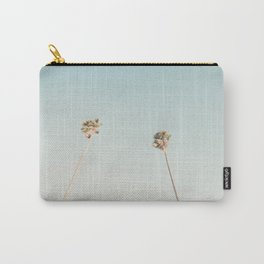 California Mint Palms Carry-All Pouch