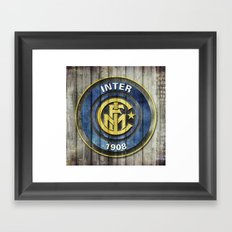 F.C. Internazionale Milano - Inter Framed Art Print