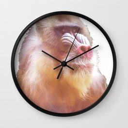 Mandrill Wall Clock
