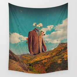 Sometimes I Think You'll Return Wall Tapestry