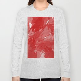 RED HOT CHILI PRINT Long Sleeve T-shirt