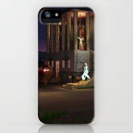 Cinderella's Coach iPhone Case