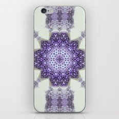 blue Hyacinthus N°2  ( pillow) iPhone & iPod Skin