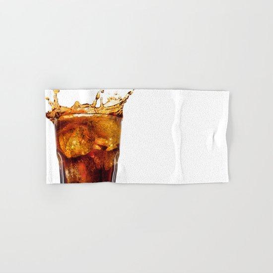 Cola Hand & Bath Towel