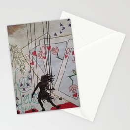 Lose Yourself Stationery Cards