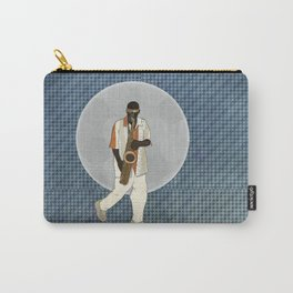 Saxophone Musician Carry-All Pouch