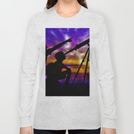 The Star Called Polaris Long Sleeve T-shirt