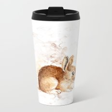 Bunny Metal Travel Mug