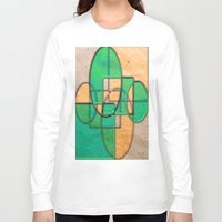 equality Long Sleeve T-shirts featuring Sublime Equality by Tami Cudahy