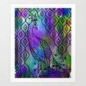 Zenspired Peacock by aertidoll