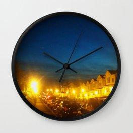 South Student Neighborhood Wall Clock