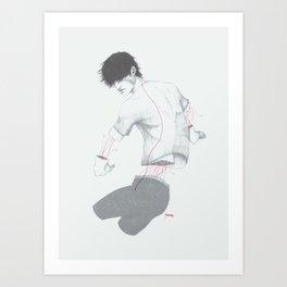 Circuitry Surgery 3 Art Print