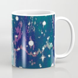 Death has a way of finding those who welcome it. Coffee Mug