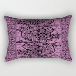 Vintage Lace Bodacious Rectangular Pillow