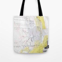 Soul Lag Tote Bag