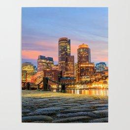 Boston 01 - USA Poster