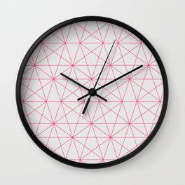 connections Wall Clock
