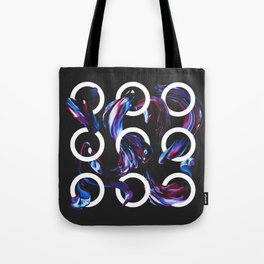 Entwine Tote Bag