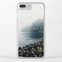 Channel Islands Pt. 1 Clear iPhone Case