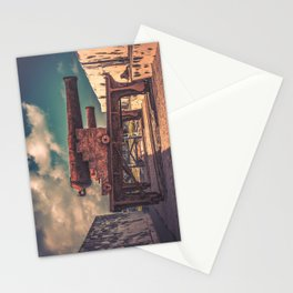 Protectors of Nassau Fort Charlotte Cannon Placement Bahamas Stationery Cards