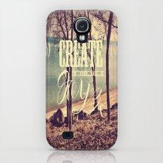 create your own joy Galaxy S4 Slim Case