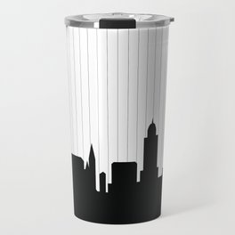 Lincoln Skyline Travel Mug