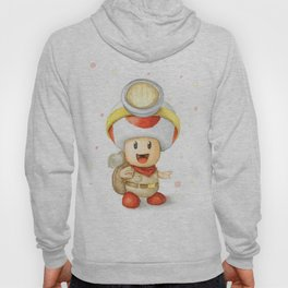 Captain Toad Hoody
