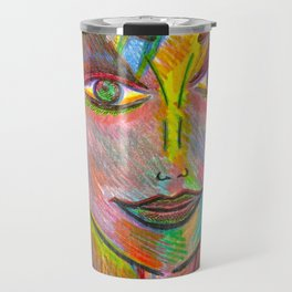 Life is Tough, My Darling, But So Are You. Travel Mug