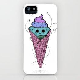 Sweet mondays be like iPhone Case