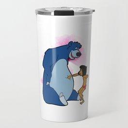 No Power , Baloo and Mowgli Travel Mug