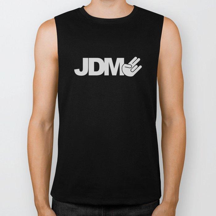 JDM shocker v7 HQvector Biker Tank
