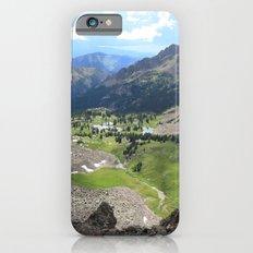 Willow Lakes iPhone 6s Slim Case