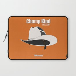 Champ Kind: Sports Laptop Sleeve