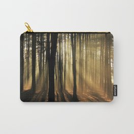 The Golden Forest (Color) Carry-All Pouch