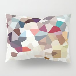Africa Geometric Abstract Pillow Sham