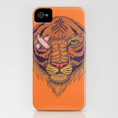 Eye of the Tiger Slim Case iPhone (4, 4s)