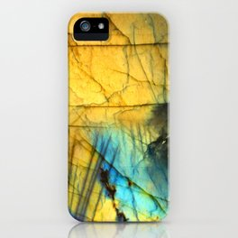 LABRADORITE 2 iPhone Case