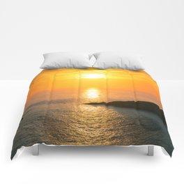Pontal do Atalaia Sunset Comforters